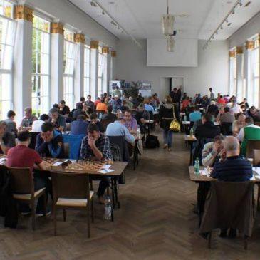 Salzkammergut Schachopen in Bad Ischl